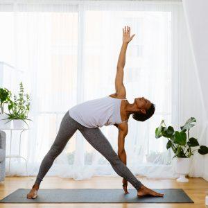 Yoga – health benefits